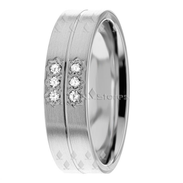 Zeno Women S 5mm Wide Diamond Wedding Ring 0 09 Ctw Tdn Stores