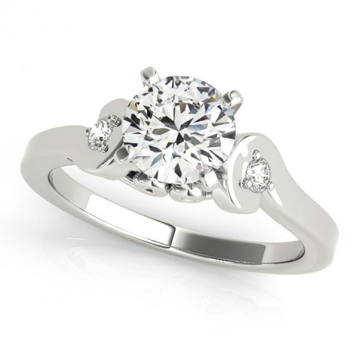 E2835513 Affordable Diamond Three Stone Engagement Ring Tdn Stores