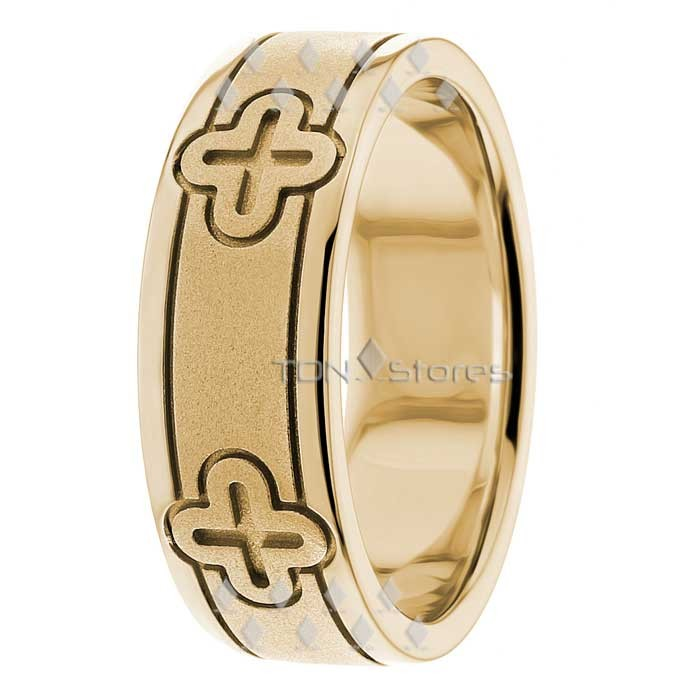 rr282554 7 5mm wide christian wedding ring tdn stores